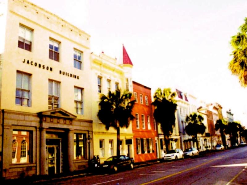 Charleston's circa 1794 accommodation, located in the heart of the Historic District