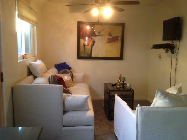 Light Airy Private Comfortable Accommodations