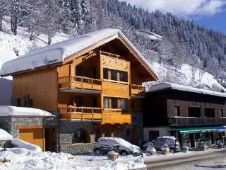DUPLEX APARTMENT   LABEL MERIBEL