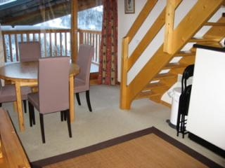 Duplex for 8 pers. max. - Center of Meribel - ski slopes at 150 m.