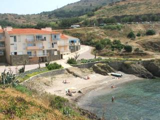 Collioure, PRETTY COMFORTABLE APARTMENT 30 M FROM THE SEA