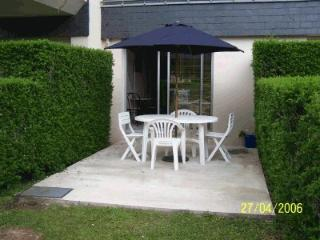 A holiday apartment of 27 sq m at Pénestin with own private garden