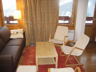 MERIBEL MOTTARET  75 m2 apartment , directly on pistes
