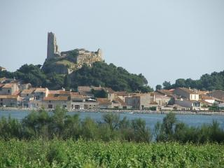 DISCOVER GRUISSAN, A PRETTY SMALL FAMILY SEASIDE RESORT IN LANGUEDOC ROUSSILLON
