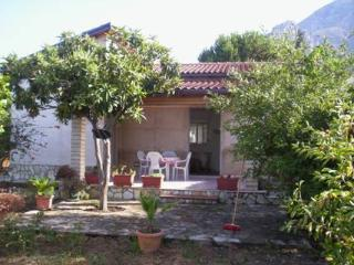 Detached house in Castellammare del Golfo.