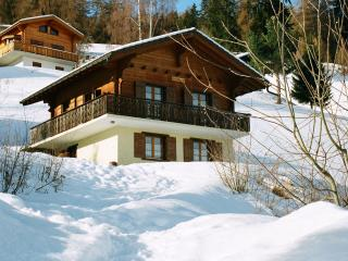 Chalet in beautiful location