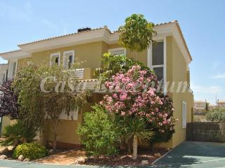 Casa Lucentum rent holiday home Costa Blanca golf