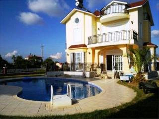 4 bedroom villa private pool Belek Antalya