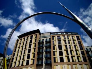 The Hayes Apartments Cardiff Central Sleeps 4