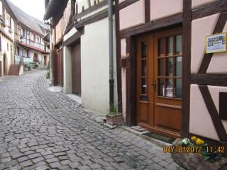 Lodging in Eguisheim