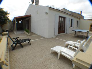 INDEPENDENT LUXURY COTTAGE 3 ***  at FOURAS with CLOSED GARDEN