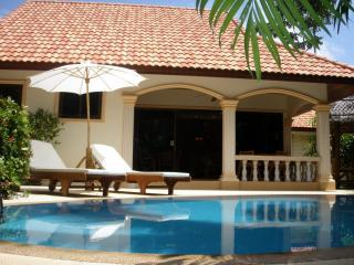 """COCONUT ISLAND"" Private Pool Villa in Paradise !!"