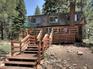Miller Pet Friendly Tahoe Vacation Rental Cabin
