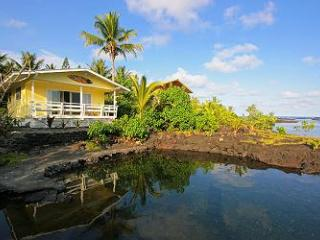 Hula Cove - Romantic Cottage on Kapoho Tidepools