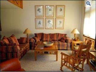 Woody Sunny Townhouse on Golf Course 2bd/huge loft
