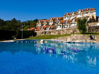 Exclusive seafront apartment Pontevedra