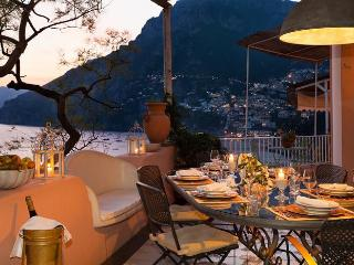 Luxury Positano Villa with AC &amp; Private Sea Access