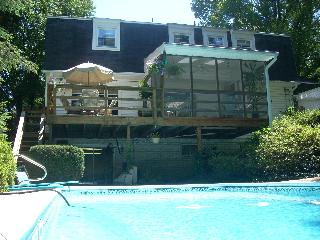 PRIVATE POOL! 4BR WOODED OASIS near METRO/ DC