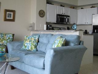 Tidewater 2 bedroom condo on the beach sleeps 8