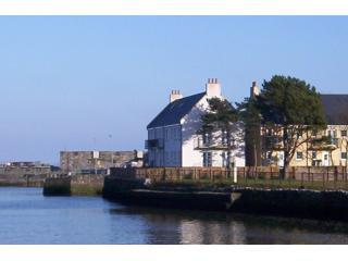 Water's Edge - Harbourside holidays in SW Scotland