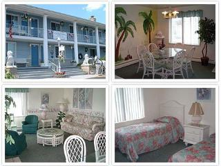 Luxury 2 & 3 Bedroom Suites ~ Steps for the Beach
