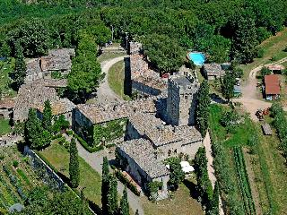 Casa Dami at Spannocchia, Organic Farm and Castle