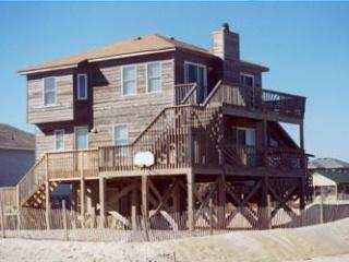Oceanfront on big new Nags Beach 4 br dbl decks