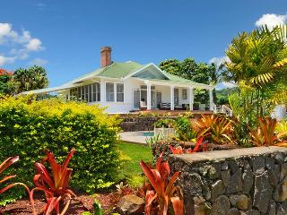 Historical Koloa Home on 3 acres w/ private pool