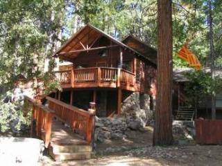 Brookhill Custom Cabin once owned by Dinah Shore