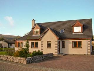 CRAIGMORE LODGE, pet friendly, country holiday cottage, with a garden in Aviemore, Ref 1141