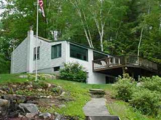 West Facing Waterfront Vacation Rental on Lake Winnipesaukee (FOS9W)