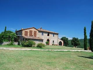 Wonderful Tuscan villa - Villa Soleggiata