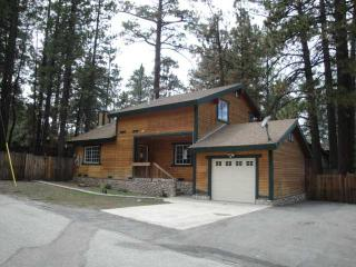 Spacious Big Bear House Close to Skiing and Marina