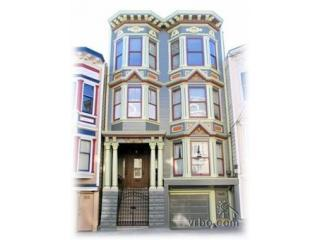 Haight Victorian With Free Wi-Fi