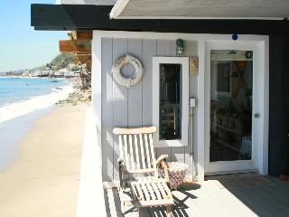 Beautiful Beach Rental in Malibu, So. California