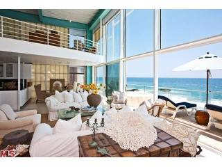 Malibu 2 Story Designer Loft Ocean View Home