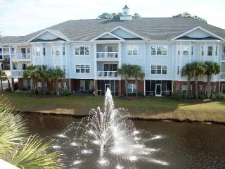 2 Bedroom, 2 Bath Golf Condo at Tupelo Bay #1400 building