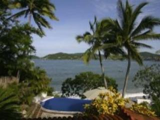 Romantic Private Villa on Zihuatanejo Bay