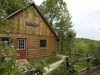 The Horace Kephart Cabin, in the Smokies