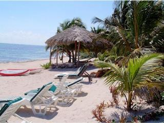 A real B &amp; B on the beach in Mexico&#39;s Rivera Maya.
