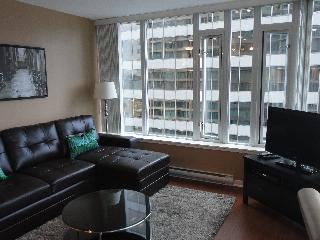 1 BR+Den Condo with Parking  Downtown Vancouver BC