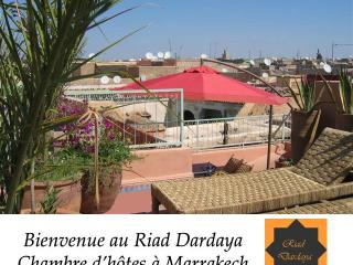 Marrakech - Nice riad - Free Wifi & Breakfast