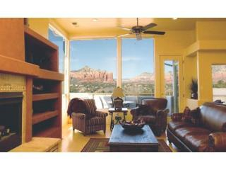 Aerie: Incredible Views of West Sedona's Red Rocks
