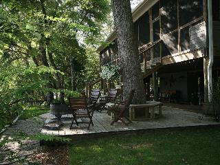 Choctaw Lodge Retreat