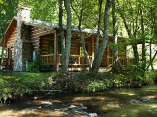 Bryson City - Cherokee - Bear Creek Cabin