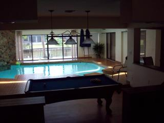 Sailor's Retreat Indoor Saltwater Pool! 3150 sqft!
