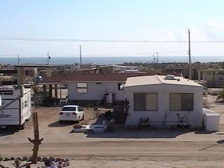 Gated community in San Felipe Baja Mexico