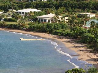 Beachfront house, luxury, dock, pool,private beach