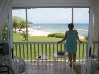 Caribbean Breeze - Beachfront Condo - St. Croix