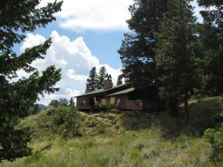 Private Cabin with Fantastic View, Hot tub, Trails